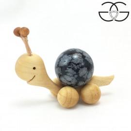 Chiocciola porta sfere (piccolino)