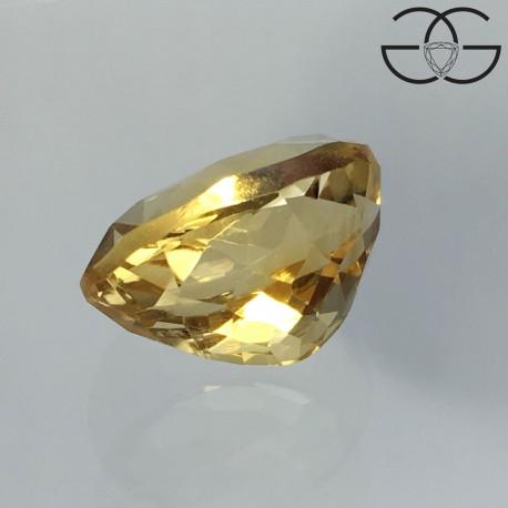 Citrin quartz