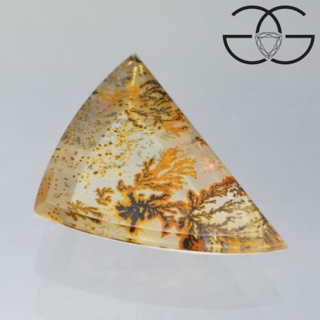 Dendritic quartz